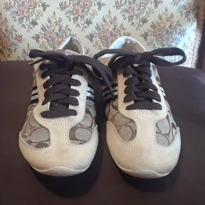 COACH Ladies Tennis Shoes
